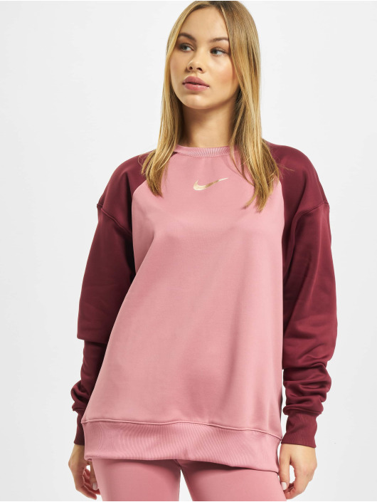 Nike Pullover Thrm All-Tm Fc Cw Pp5 Cb pink