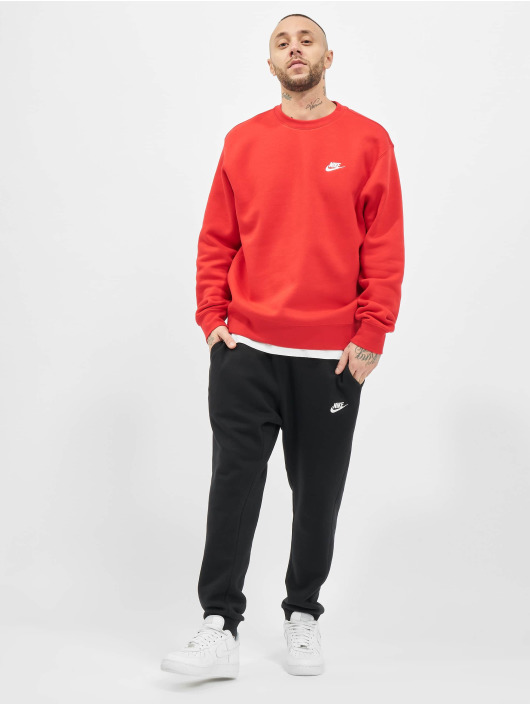 Nike Pullover Club Crew BB red