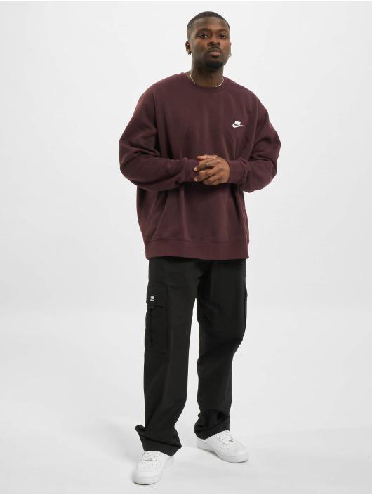 Nike Pullover M Nsw Club Crw Bb red