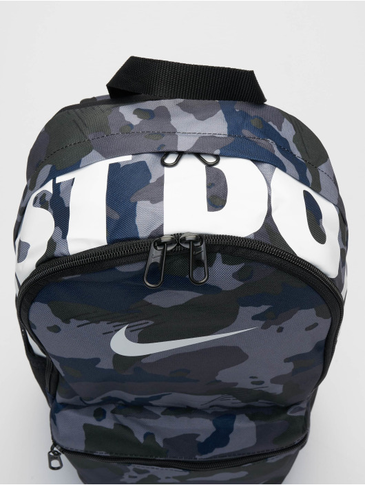 Nike SB Backpack Brasilia M AOP gray