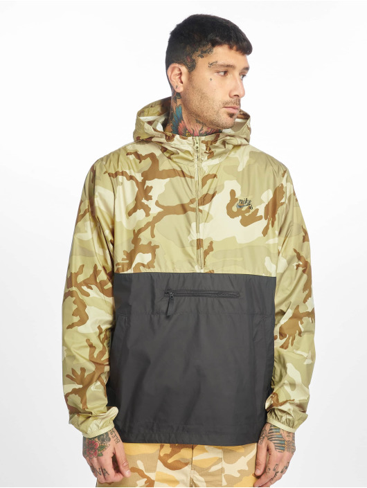 Nike SB Lightweight Jacket Anorak beige