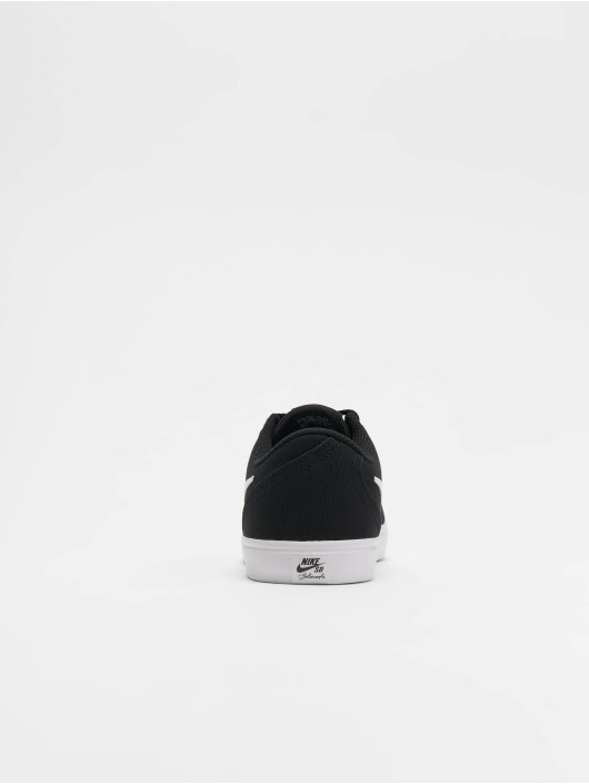 Nike SB Sneakers Check Solar Canvas black