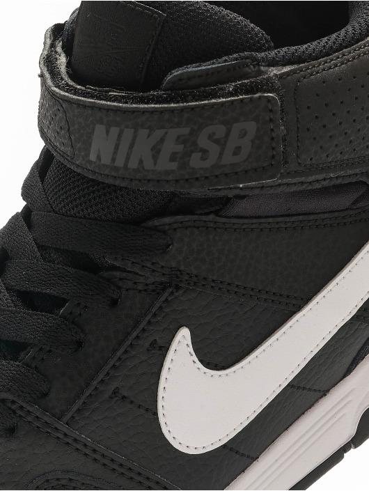 Nike SB Sneakers Mogan Mid 2 JR (GS) black