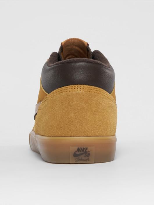 Nike SB Sneakers Portmore Ii Solarsoft Mid Bota brown