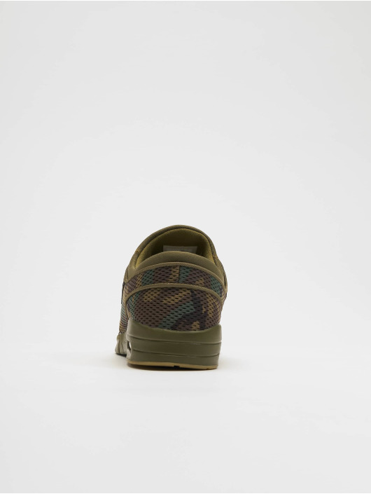 Nike SB Sneakers Stefan Janoski Max camouflage