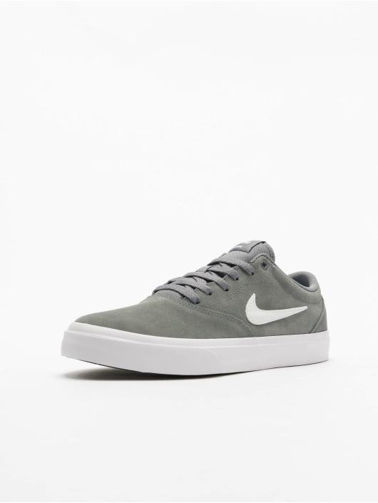 Nike SB Sneakers Charge Suede gray