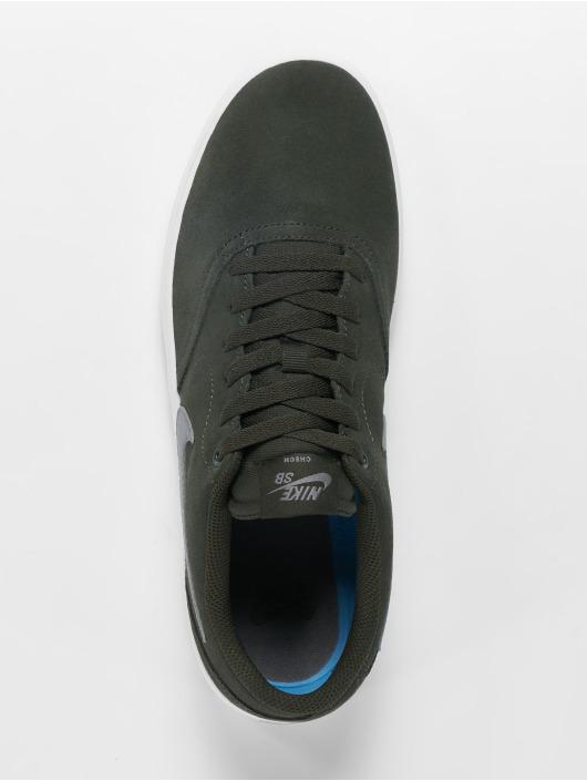 Nike SB Sneakers Check Solarsoft Skateboarding green