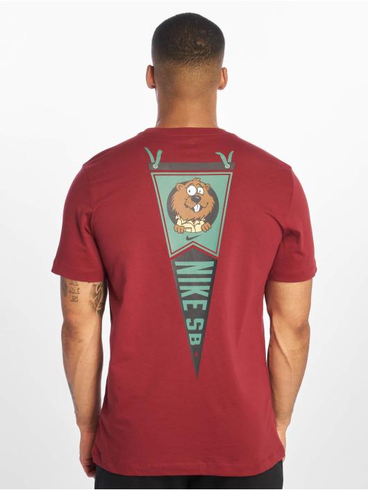 Nike SB T-Shirt SB Gopher T-Shirt Team red