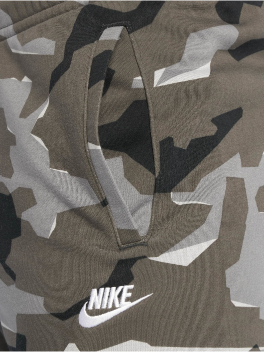 Nike Short Club Camo gray