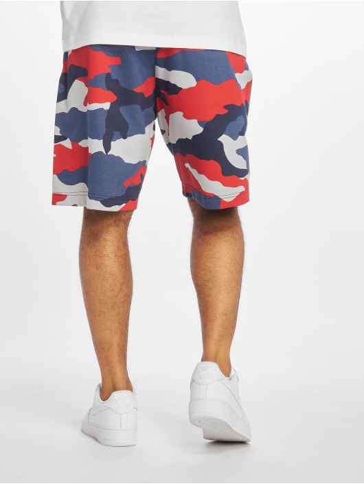 Nike Short Club FT red