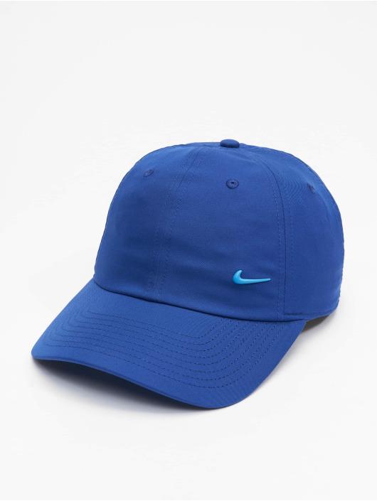 Nike Snapback Cap U Nsw Df H86 Metal Swoosh blue