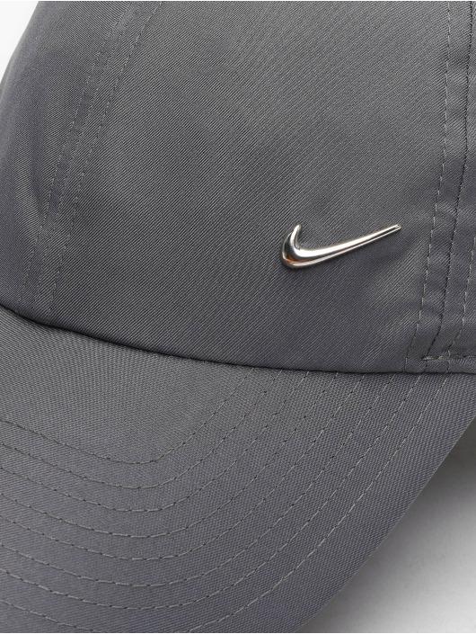 Nike Snapback Cap Sportswear Heritage86 gray