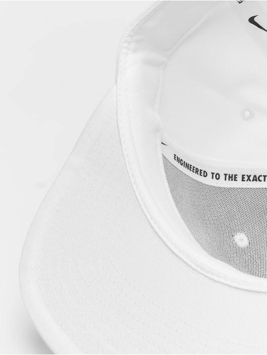 Nike Snapback Cap Pro Air Classic white