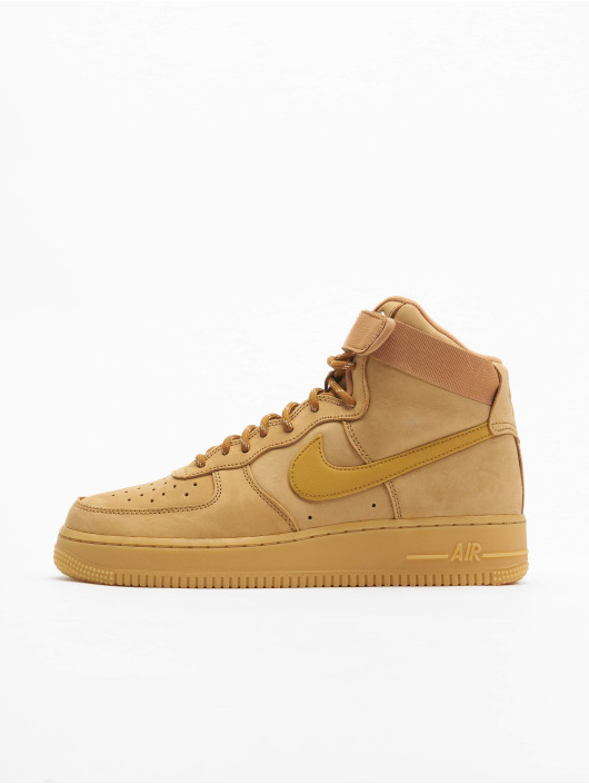 Nike Sneakers Air Force 1 High '07 Wb beige