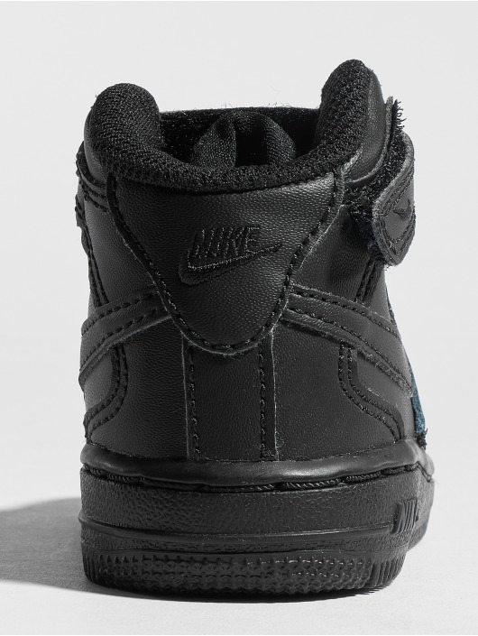 Nike Sneakers Air Force 1 Mid TD black