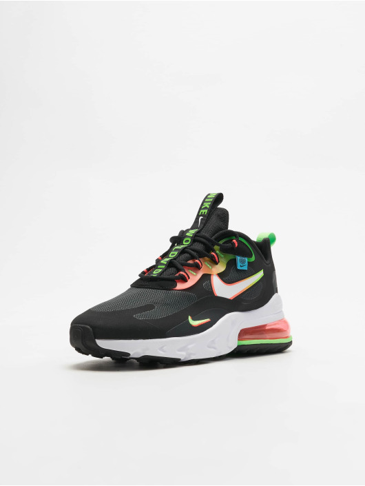 Nike Sneakers Air Max 270 React World Wide black