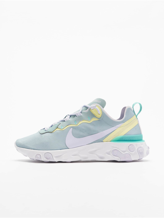 Nike Sneakers React Element 55 blue