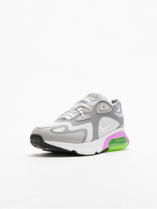 Nike Sneakers Air Max 200 gray