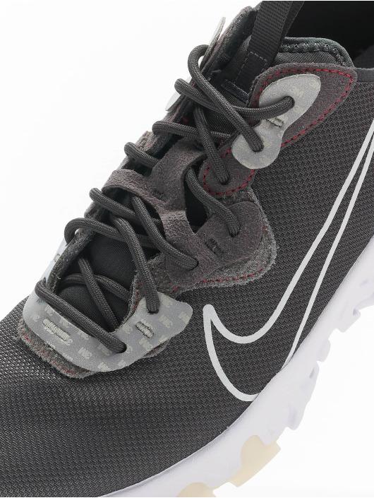 Nike Sneakers React Vision 3M gray