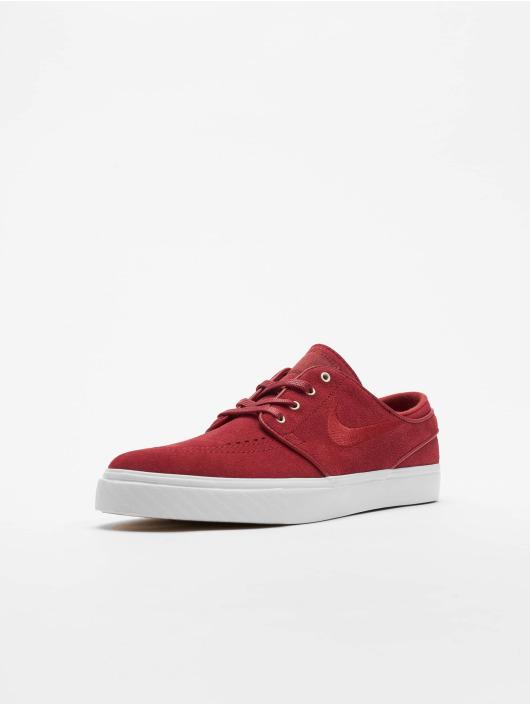 Nike Sneakers Zoom Stefan Janoski red