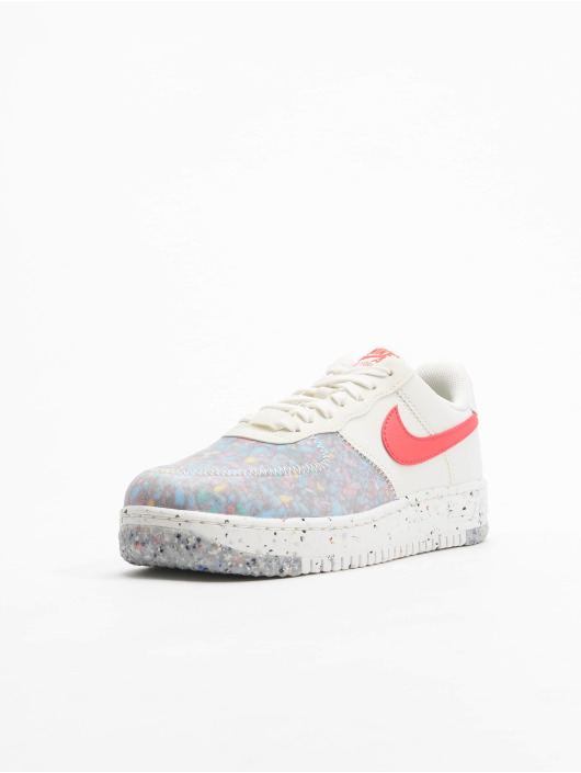 Nike Sneakers Air Force 1 Crater white