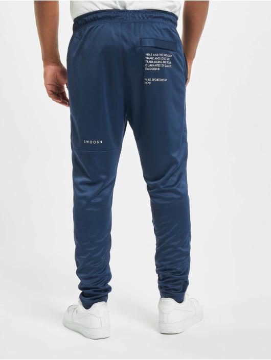Nike Sweat Pant Swoosh blue