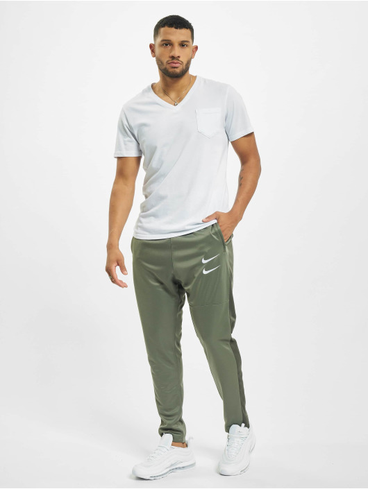 Nike Sweat Pant Swoosh PK green