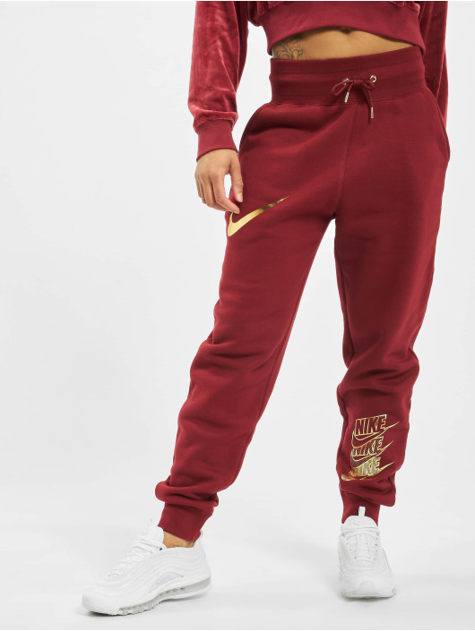 Nike Sweat Pant BB Shine red