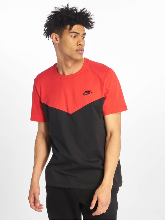 Nike T-Shirt Club WR black