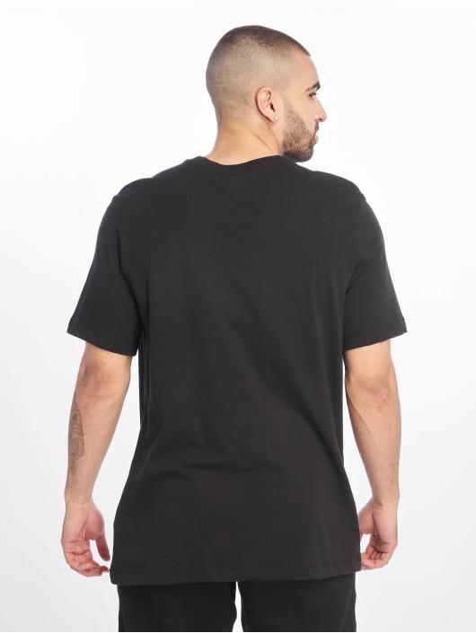 Nike T-Shirt Camo 1 black