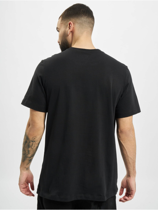 Nike T-Shirt M Nsw Sp Brandmarks Hbr black