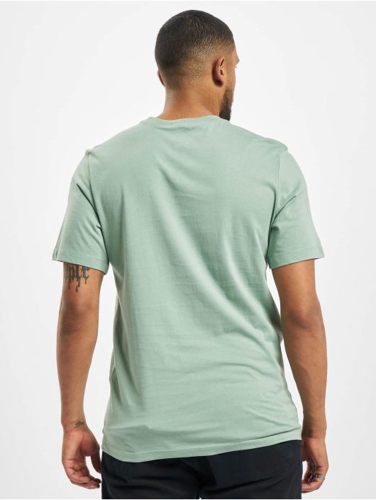 Nike T-Shirt Brand Mark green