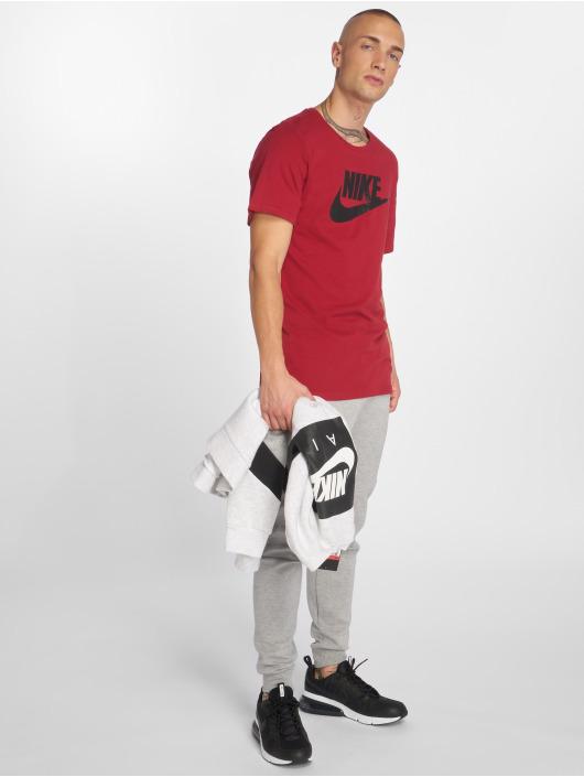 Nike T-Shirt Sportswear Futura Icon red