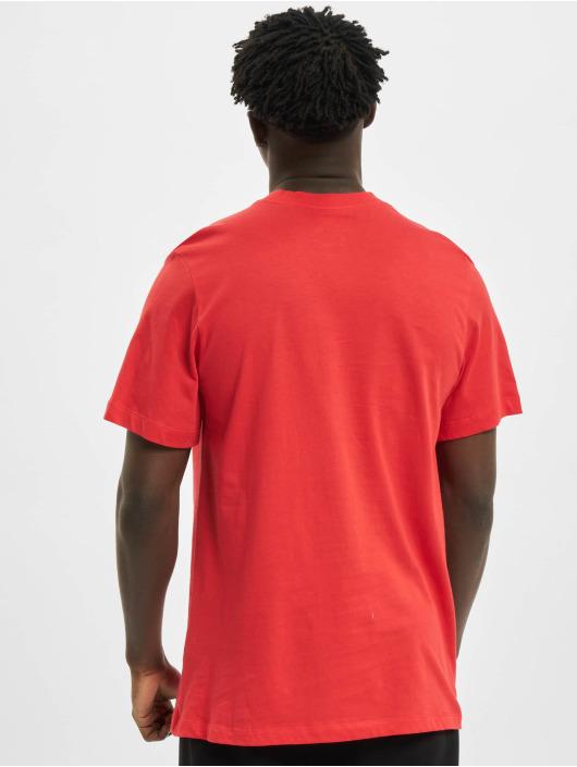 Nike T-Shirt Brand Mark red