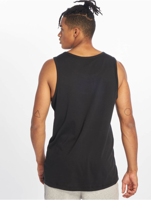 Nike Tank Tops Icon Futura black