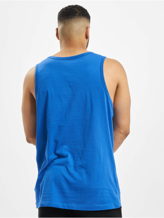 Nike Tank Tops Icon Futura blue