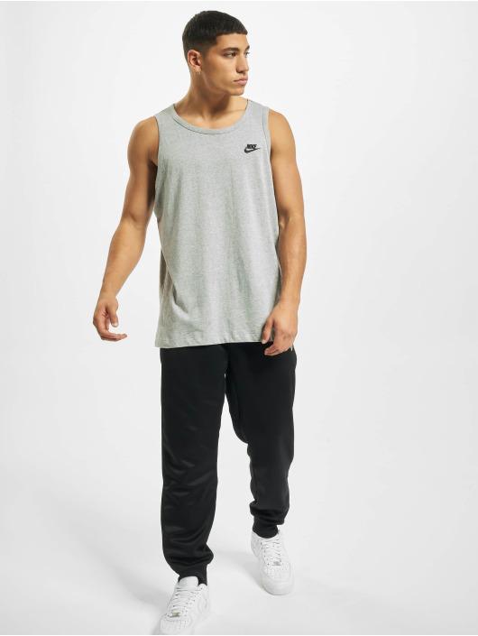 Nike Tank Tops Club gray