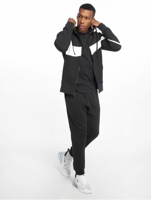 Nike Zip Hoodie HBR FZ FT black