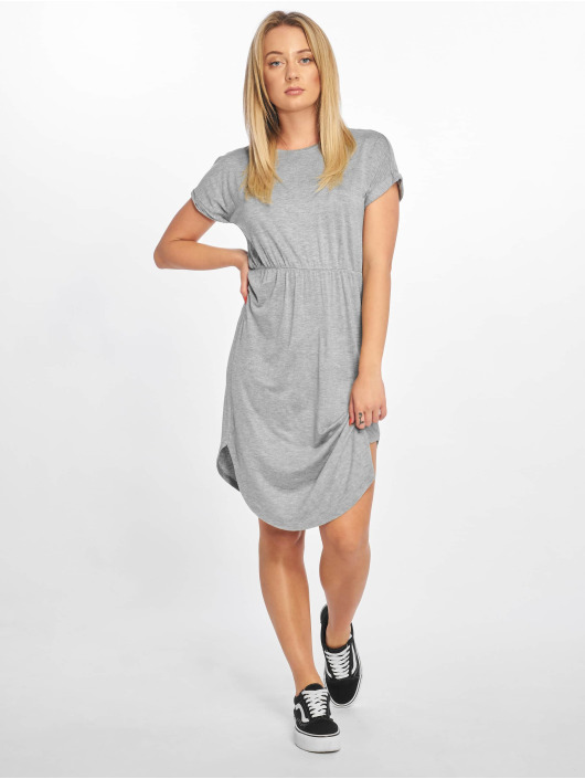 Noisy May Dress nmNola gray