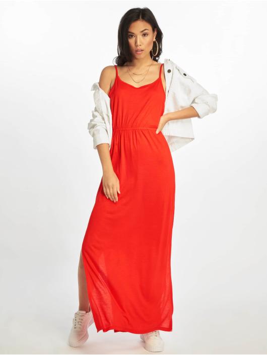 Noisy May Dress nmIris Strap red