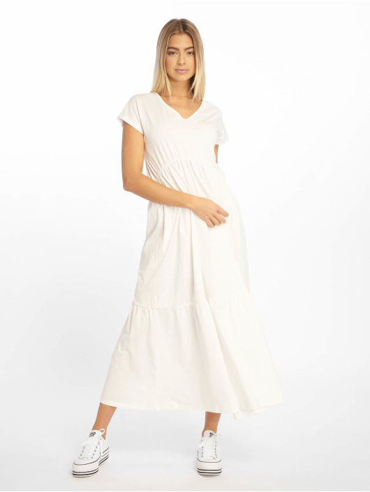 Noisy May Dress nmSela white