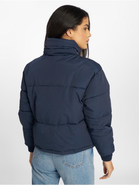 Noisy May Puffer Jacket nmMorris blue