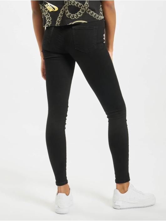 Noisy May Skinny Jeans nmVicky Normal Waist black