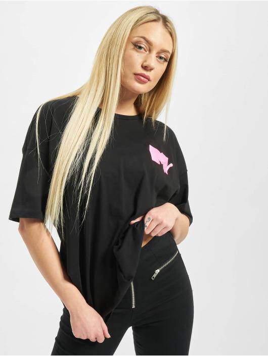 Noisy May T-Shirt nmIsa Ida black