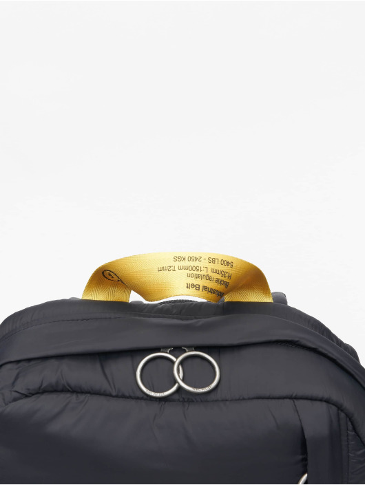 Off-White Backpack Puffy Easy black