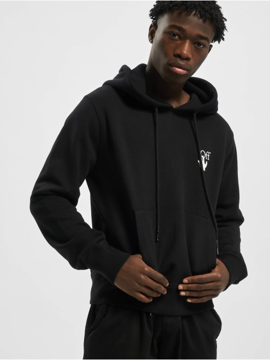 Off-White Hoodie Pascal Arrow Slim black