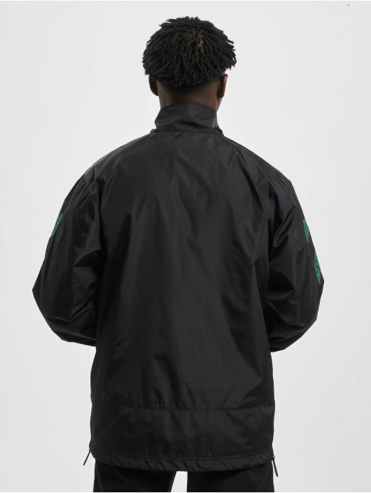 Off-White Lightweight Jacket Diag Nylon black
