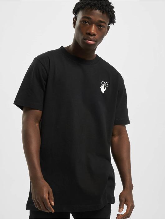 Off-White T-Shirt Agreement S/S black