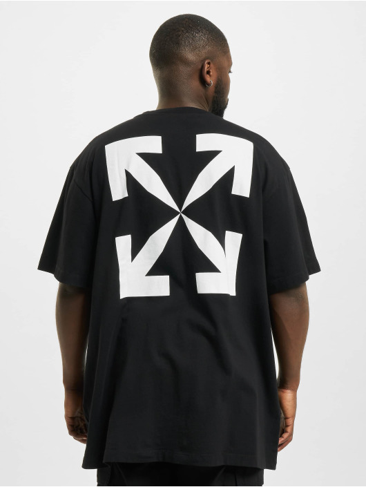 Off-White T-Shirt Monalisa black