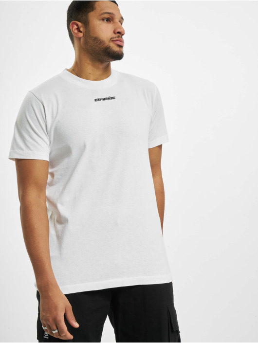 Off-White T-Shirt Marker S/S Over white
